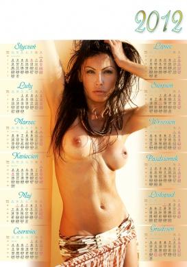 kalendarze planszowe, kalendarze planszowe A1, kalendarze planszowe dziewczyny, kalendarze planszowe akty, kalendarze planszowe ścienne